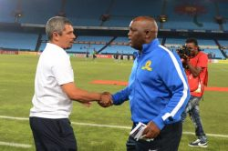 Pitso anticipating a defensive approach from Arrows