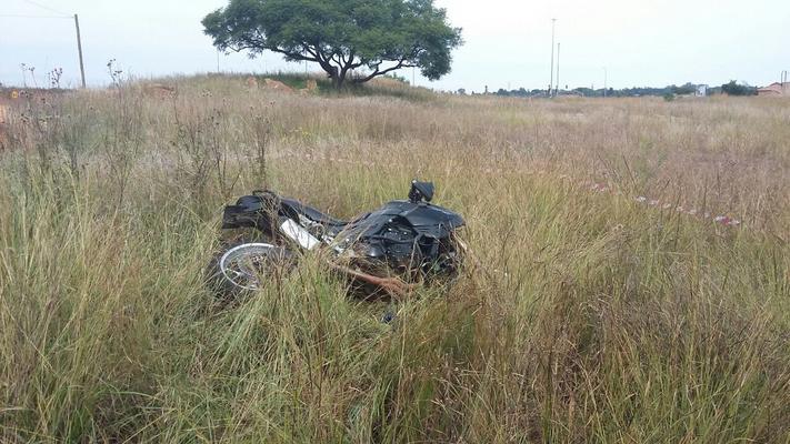 Four killed in fiery head-on crash on R25 near Bronkhorstspruit