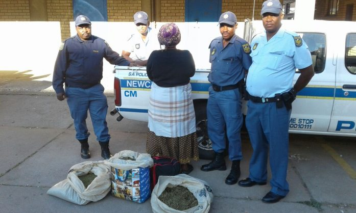 Elderly KZN woman arrested for being in possession of narcotics
