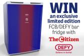 WIN A LIMITED EDITION FCB/DEFY BAR FRIDGE