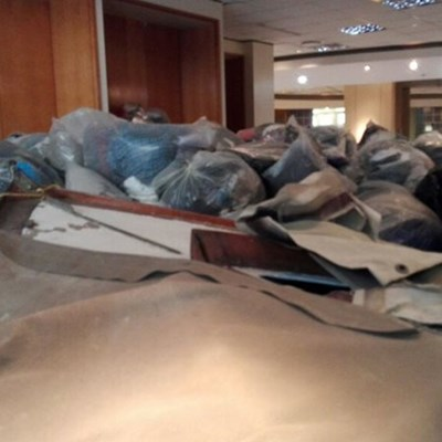 Knysna fire donations not a 'free-for-all'