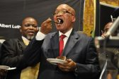 Jacob Zuma's Johannesburg mansion is up for sale