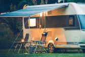 Glamping: camping with style