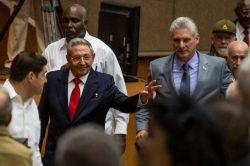 Cuba marks end of an era as Castro hands over to Diaz-Canel