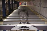 Bowie's New York subway station turns into museum to him
