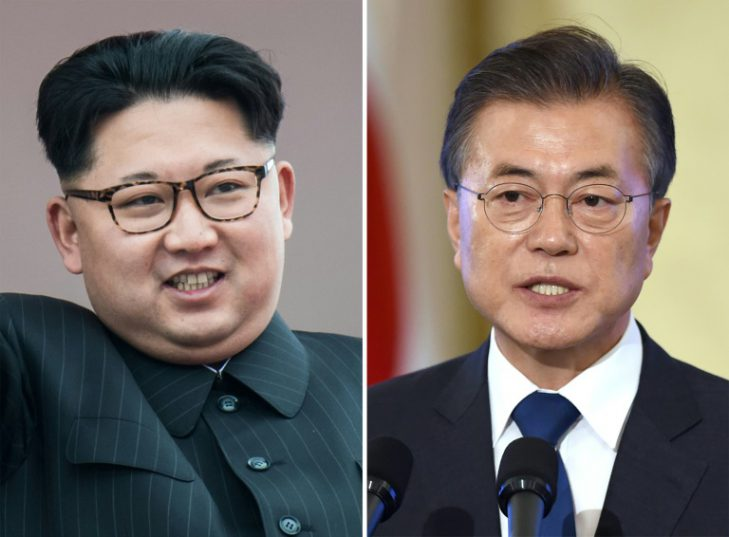 On Friday Kim will become the first North Korean leader to set foot in the South since the Korean War ended 65 years ago