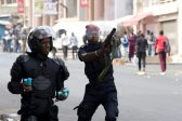 Senegal police fire tear gas to break up anti-government protest