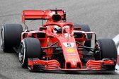 Vettel makes statement as Hamilton falters