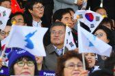 S. Korea's Moon: a peace treaty 'must be pursued'