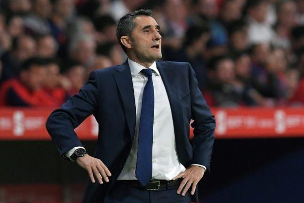 'Best team' wins La Liga, insists Barca coach Valverde