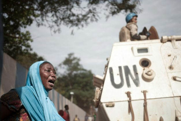 Refugees fleeing Central Africa Republic double in a week to 60,000 – UN