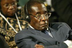 Mugabe unable to walk, Mnangagwa tells supporters