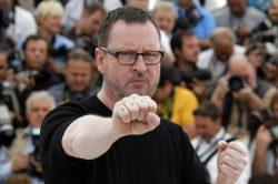 Lars von Trier returns to Cannes after Hitler comments