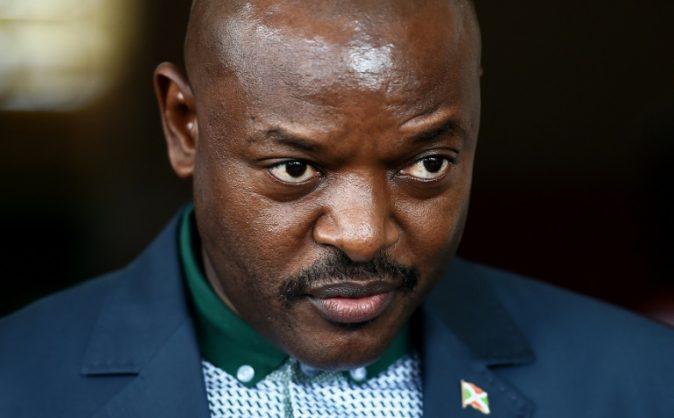President Pierre Nkurunziza's run for a controversial third term in 2015 plunged Burundi into a deadly  political crisis