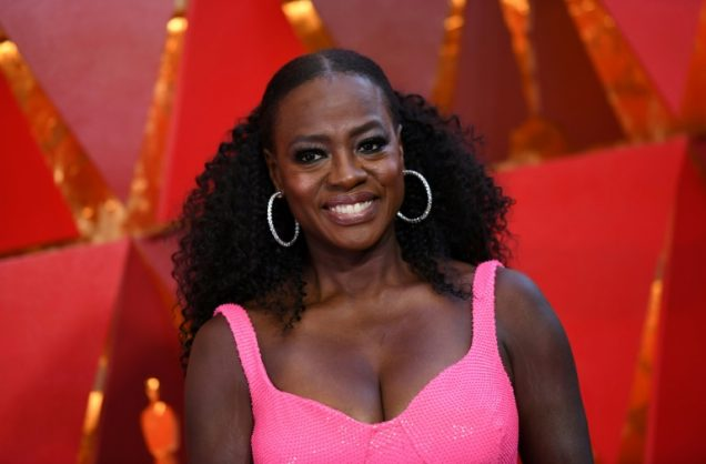 """Award-winning actress Viola Davis is an executive producer for ABC's seven episode documentary series """"The Last Defense"""""""