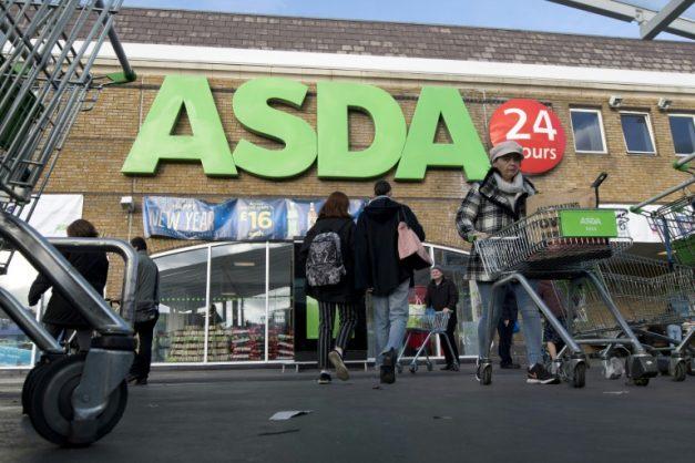 UK supermarket giant Sainsbury says in merger talks with Asda