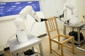 Put the toolbox away – new robot assembles IKEA chairs