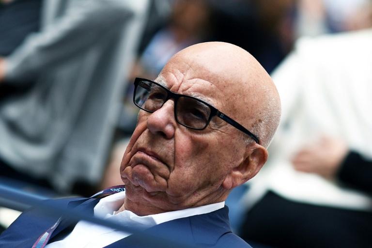 Rupert Murdoch's 21st Century Fox London Offices Raided By European Commission