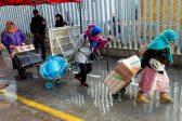 Trolleys bring relief for Moroccan 'mule women'