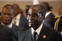 Zimbabwe parliament summons Mugabe on May 9: lawmaker