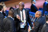 DR Congo football chief held in embezzlement probe