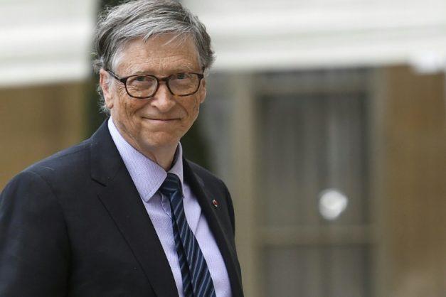 Bill Gates 'optimistic' about coronavirus battle