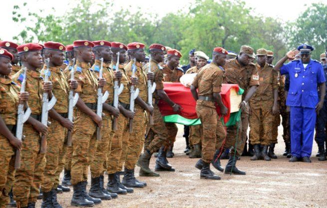 100 arrested, explosives seized in Burkina Faso raids