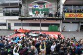 Hamilton wins chaotic Baku battle to lead title race