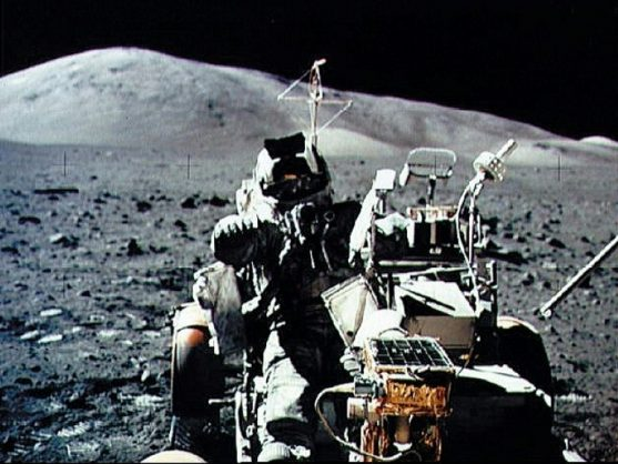 Scientists shocked as NASA cuts only moon rover