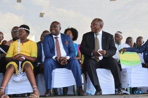 Ramaphosa ignites royal family feud over rain queen