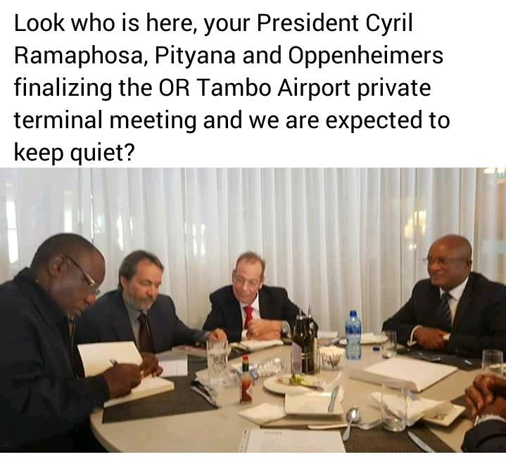 Image result for ramaphosa oppenheimer photo