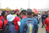 WATCH: Ekurhuleni East College protesters demand answers