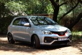 Toyota Etios RSi can come alive