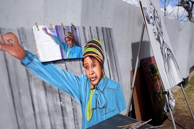 Nelson Mandela's ex-wife Winnie Mandela is Dead