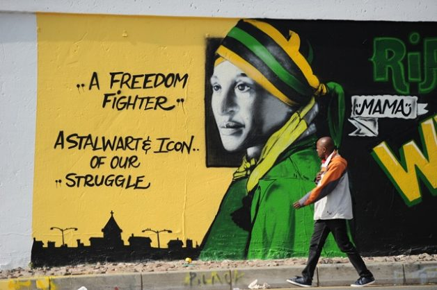 Apology to Anton Harber for article about Winnie Mandela Stratcom allegations
