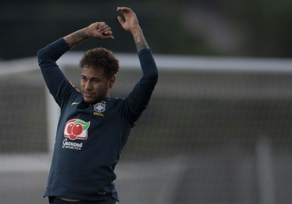 Neymar 'not yet 100%' but ready to play for Brazil – The Citizen