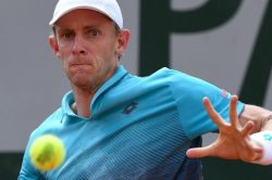 Anderson and Klaasen going strong at Roland Garros