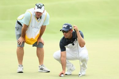 It's all in the putt for revitalised Charl Schwartzel