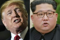 Trump and Kim's summit 'moving along very nicely'