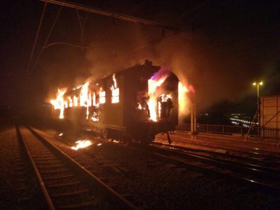 Metrorail. Picture: ANA