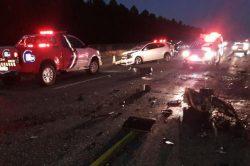 Woman killed, man injured in Free State car crash