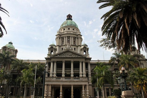 Durban city hall, eThekwini municipality. Picture: Facebook