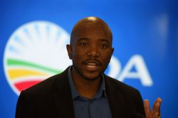 Maimane finds fault in Ramaphosa's first 100 days