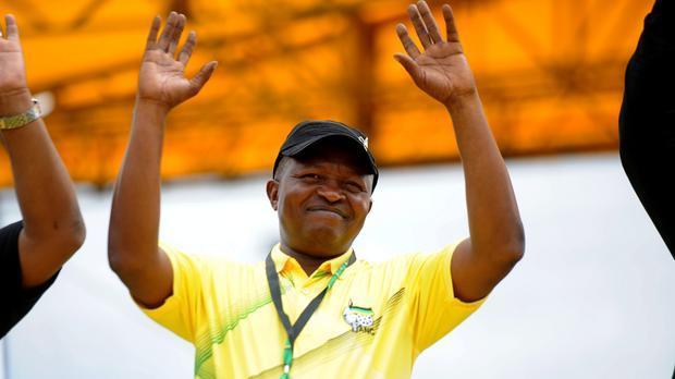 Deputy President David Mabuza. Picture: ANA