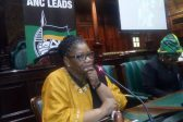 Thandi Modise says she and Winnie carried guns on their first day in parliament