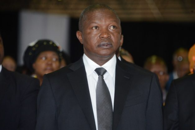 Deputy President David Mabuza. Picture: Gallo Images