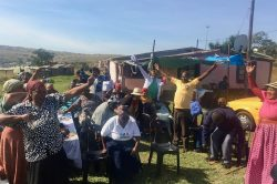 Pietermaritzburg woman feeds up to 150 gogos out of her own pocket