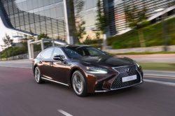 Lexus breaks new ground with new LS 500
