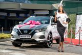 Nissan is proud to sponsor Miss SA for a third year