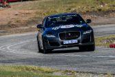 All the action at the Jaguar Simola Hillclimb